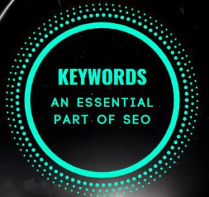 Keywords are essential to seo