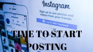 create and grow an instagram account