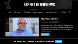 Expert Interview series at virtual entrepreneur association - vea review