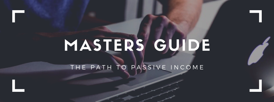 how to create a passive income
