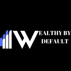 Wealthy By Default Logo
