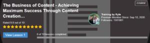 online entrepreneur certification level 5