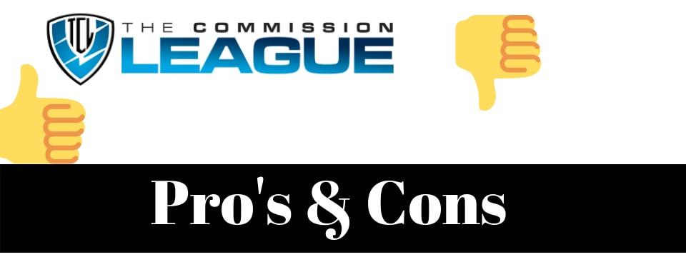the commission league review