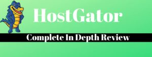 wordpress hosting hostgator review