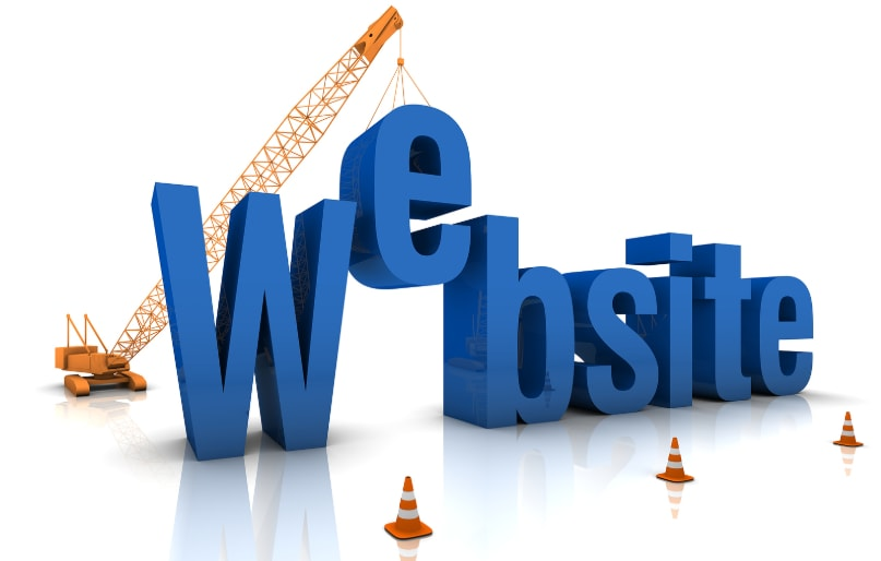build a website easy