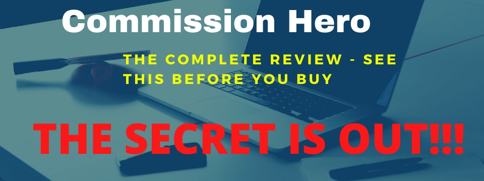 what is commission hero about