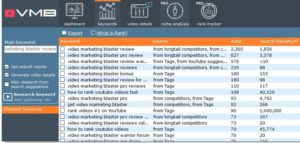 what is video marketing blaster about