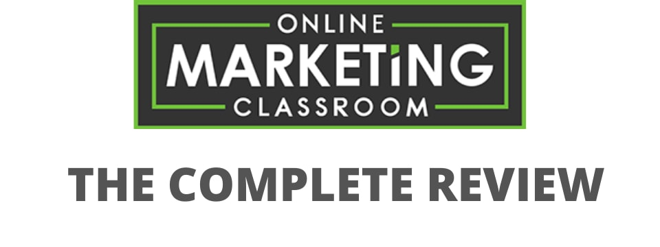 Financing Online Marketing Classroom  Online Business