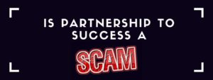 what is partnership to success