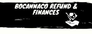 is bocannaco a scam refund and finances