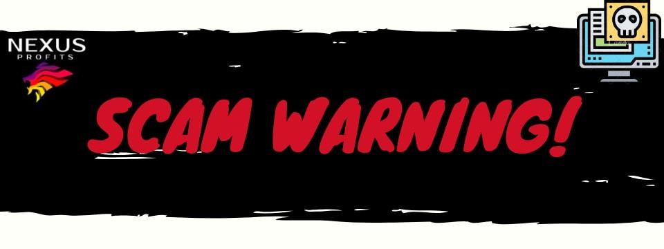 nexus profits scam warning