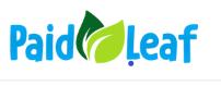 PaidLeaf logo