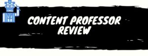 what is Content professor review
