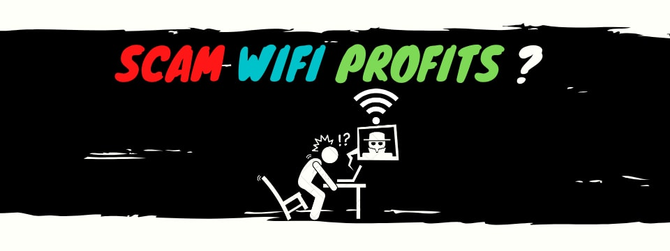 Simple wifi profits review scam