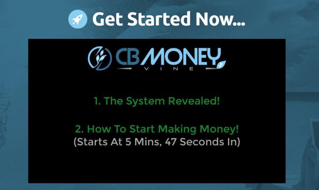 cb money vine review inside