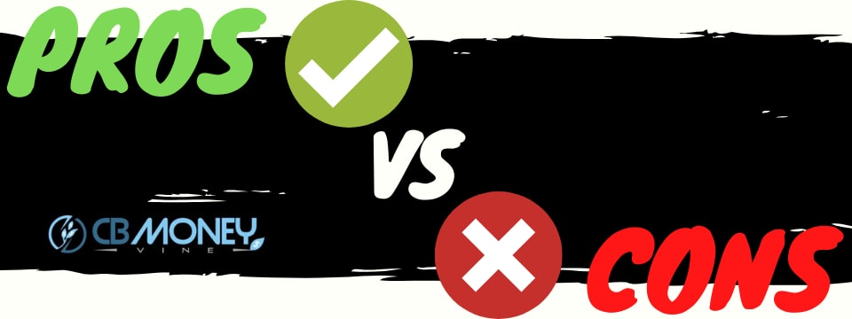 cb money vine review pros vs cons