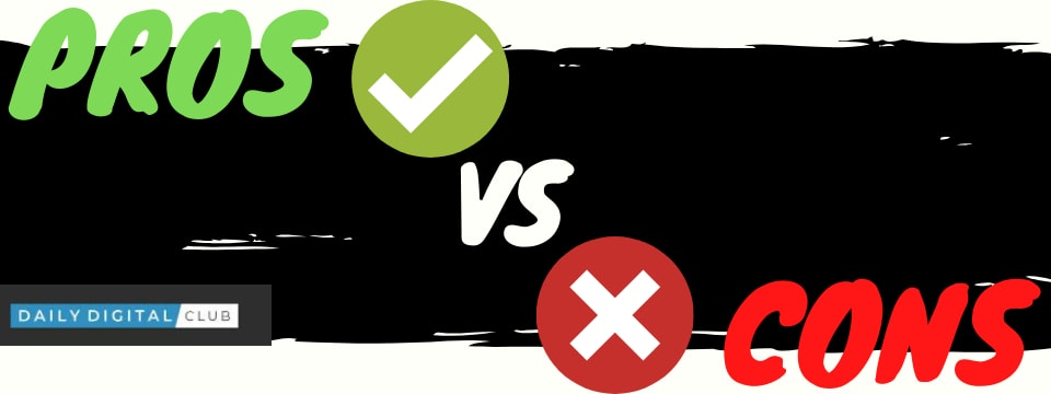 daily digital club review pros vs cons