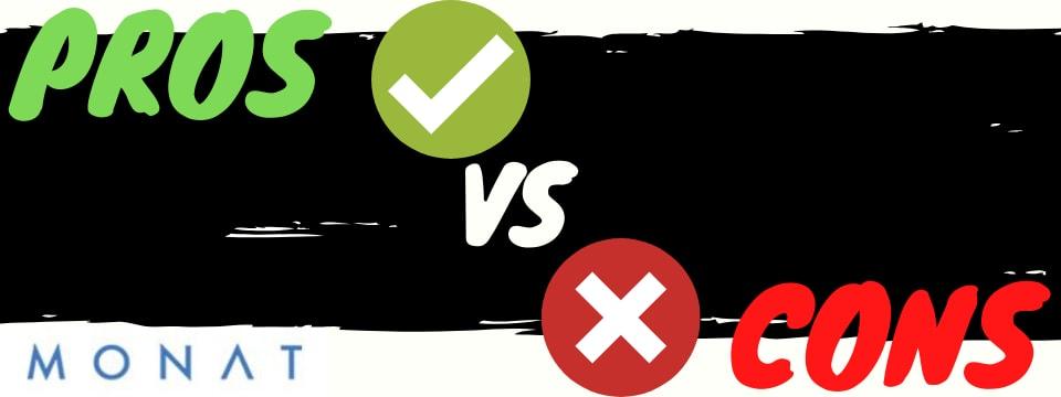 is monat a pyramid scheme pros vs cons