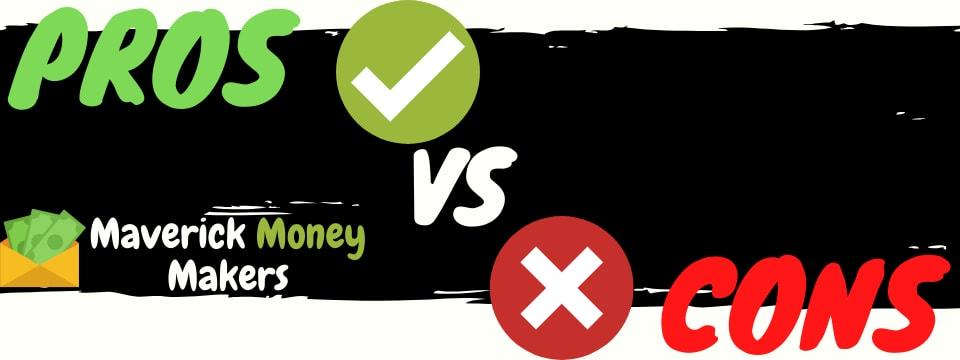 maverick money makers review pros vs cons