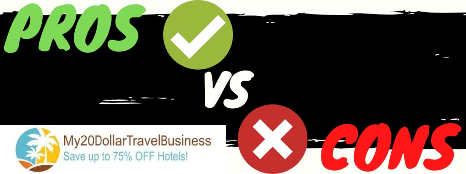 my twenty dollar travel business review pros vs cons