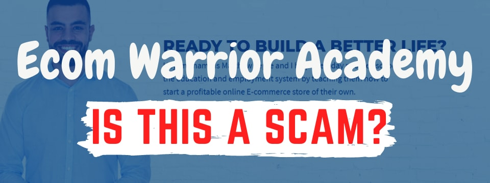 ecom warrior academy review