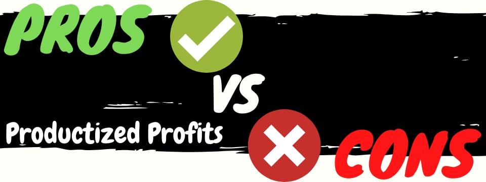 productized profits review pros vs cons
