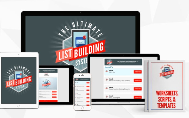 ultimate list building system two