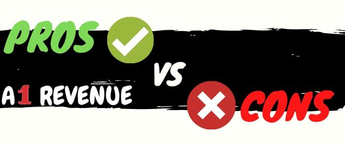a one revenue review pros vs cons