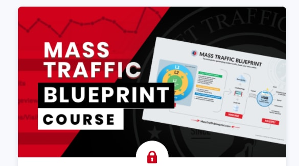 four percent group review mass traffic blueprint