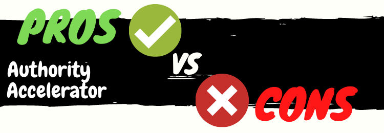 authority accelerator review pros vs cons