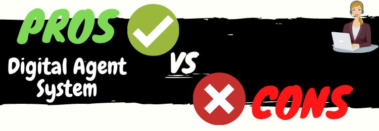 digital agent system review pros vs cons