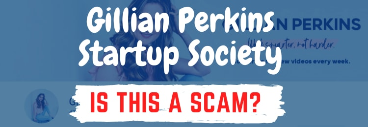 gillian perkins startup society review