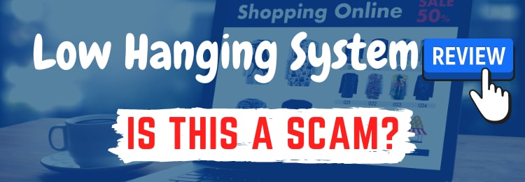 is low hanging system a scam