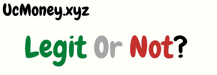 ucmoney xyz review legit or not
