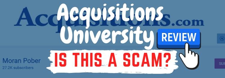 Acquisitions University review