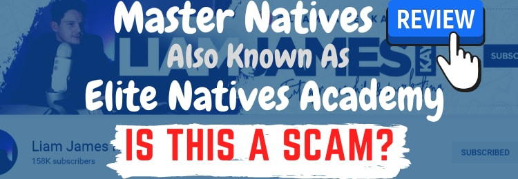 Liam James Kay Master Natives Ads Course Review
