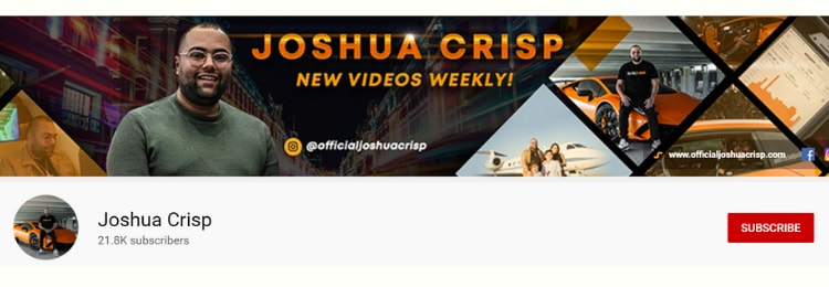 amz formula review joshua crisp youtube channel