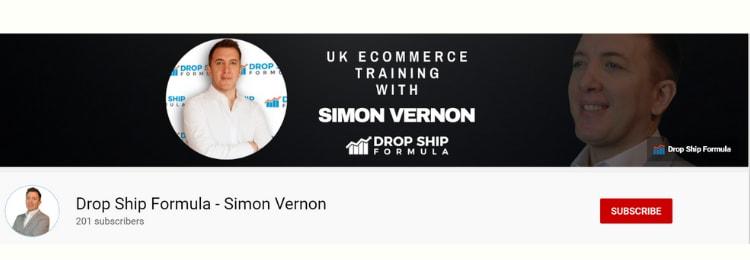 drop ship formula youtube channel