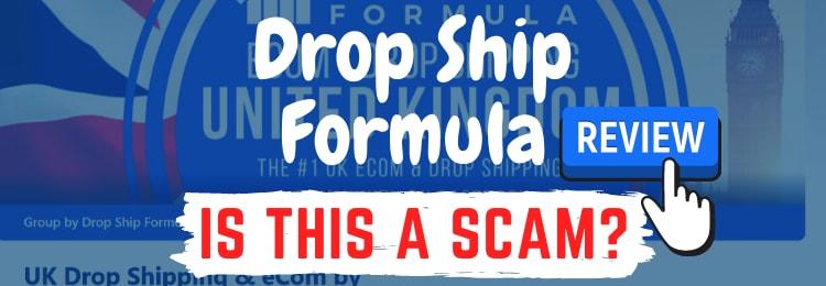 dropship formula uk review