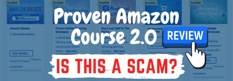 proven amazon course pac review
