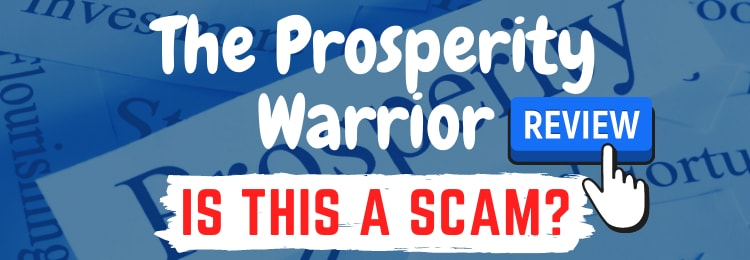 the prosperity warrior review
