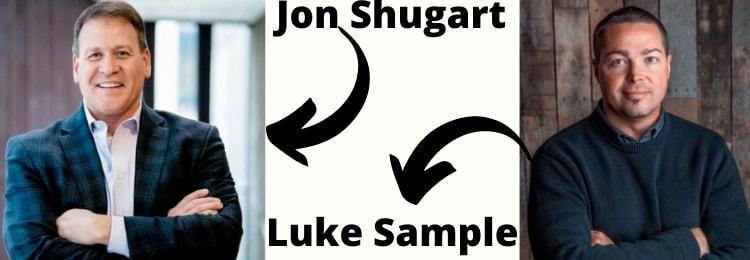 jon shugart and luke sample